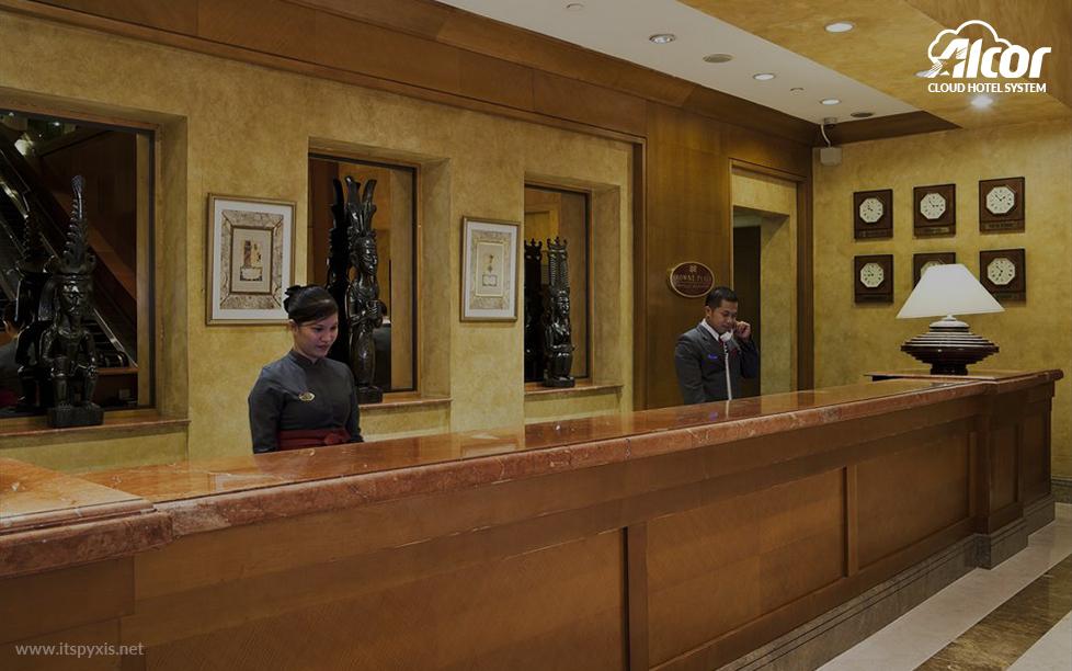 Prosedur Check in hotel